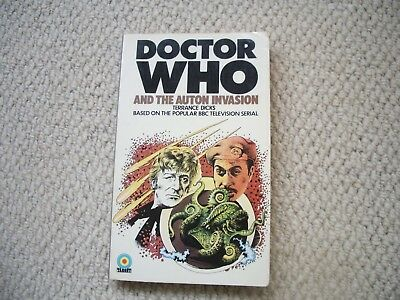 Doctor Who The Auton Invasion Pb 1St Edition