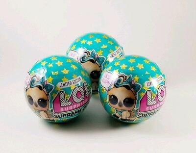 LOL Surprise! SUPREME Pet Series Limited Edition LUCKY LUXE Pony Ball