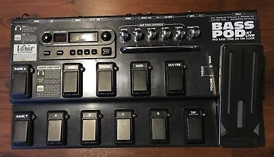 BOSS GP-10S GUITAR Effects Processor GP-10 With w/ Roland GK