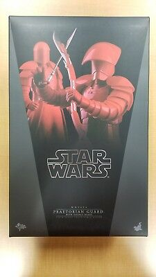 Star Wars Praetorian Guard With Double Blade 1:6 Scale Hot Toys Figure
