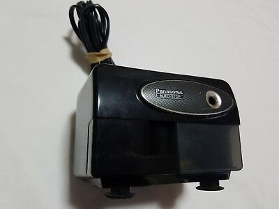 Panasonic KP-310 Electric Pencil Sharpener with Auto-Stop & Suction Cup Base
