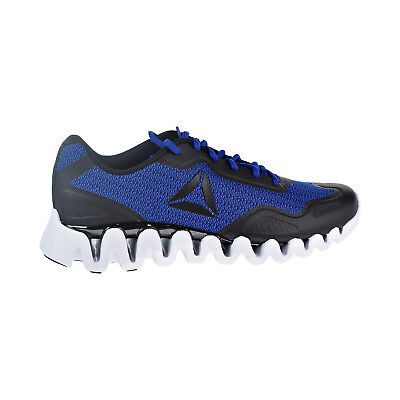 REEBOK ZIG PULSE SE Men s Shoes Black Collegiate Royal White CM9978 ... b09e8a328