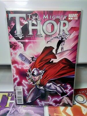 THE MIGHTY THOR #1 -  5 with variant Direct edition, Marvel Comics