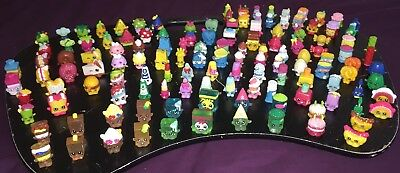 Shopkins Season 1 - Almost Complete Set - Missing Only 3 - 133 of 136 No LE's
