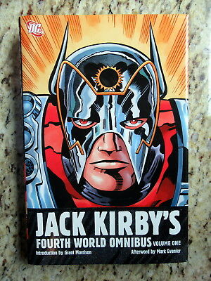 Jack Kirby Fourth World Omnibus Hardback First Printing NM Forever People ++