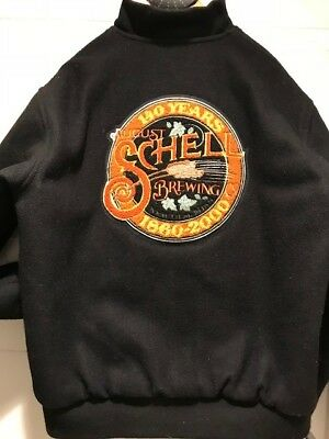Schell's Beer 140th Anniversary Wool Jacket - Large