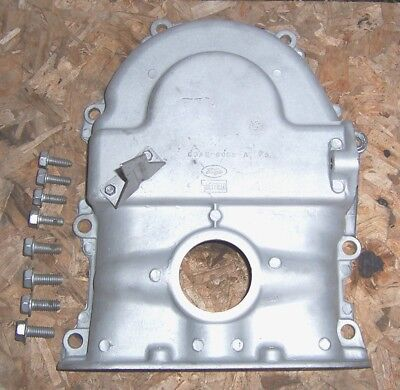 Original Ford Fe Timing Cover C Ae A With on 351w timing cover bolts