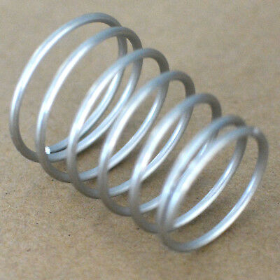 """Maglite D Cell Tube 304 SS Spring 1.34"""" Spacer Storage"""