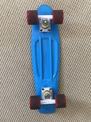 Penny Skateboard Authentic Blue