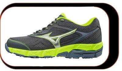 Mizuno Femme Vague Ibuki Gore-Tex Trail Chaussures De Course Baskets Sneakers Noir