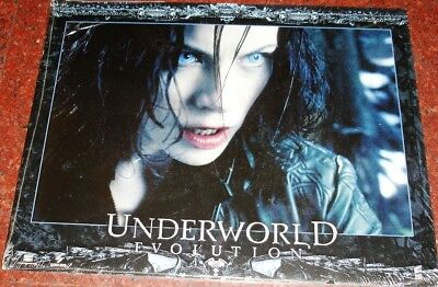 "Under World Evolution (2006) Lobby Cards  11"" X 14"" Us Set Of 8 Cards"