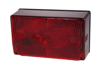 53812 - Stt Lamp Red Submersible Square Rh - (1 Ea)