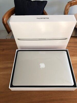 "MacBook Pro 15"" with Retina Immaculately Looked After 256GB"