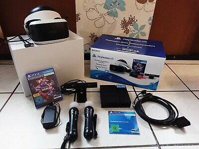 Sony Playstation 4 VR Brille Ps4