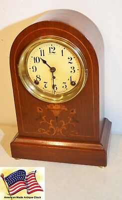 Fully Restored Seth Thomas Prospect No. 2 - 1913 Antique Time & Strike Clock
