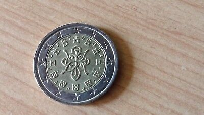 2 Euro Münze Portugal 2002