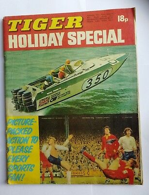 Tiger Holiday Special 1973