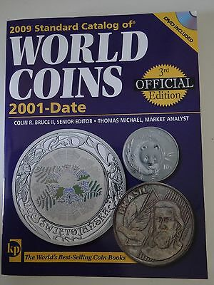 Standard Catalog of World Coins 2001 - 2009   3. edition Münzkatalog mit DVD