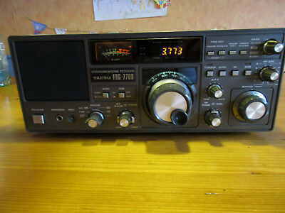 Communications Receiver Yaesu FRG-7700