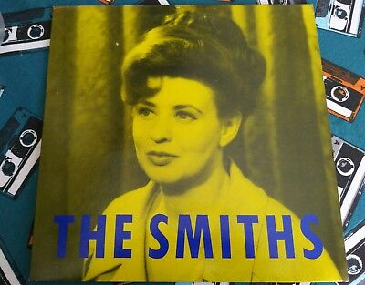 The Smiths - Shakespeare's Sister -  Irish Press 12