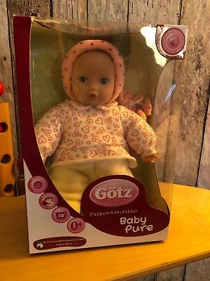 götz puppe Baby Pure