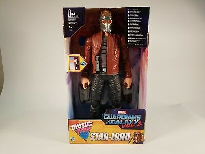 Hasbro marvel Guardians of the Galaxy vol.2 Music Mix Star-Lord NEW