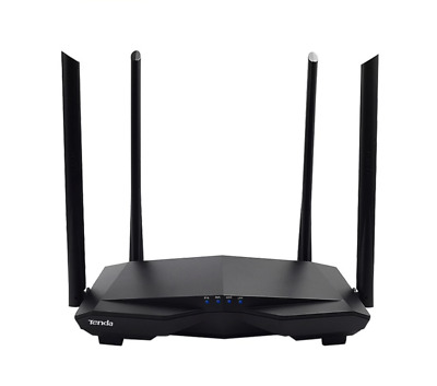 Router Wifi Inalambrico Tenda Ac6 1200Mbps Dual Band 2.4-5Ghz Inteligente Smart