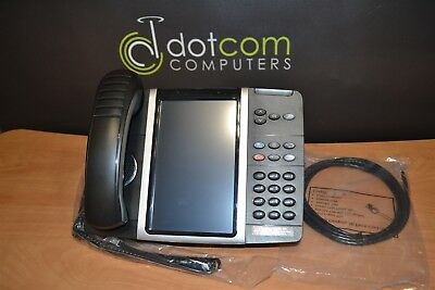 Mitel 5360 IP 5360IP Phone Color Touch Screen Display 50006785 50005991 Logo Mis