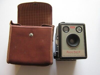 Kodak Brownie Flash 3 Box Camera