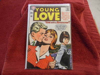Lot of 5 Young Love Comic Books