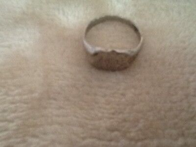 Sheffield Wednesday Silver Ring - Used