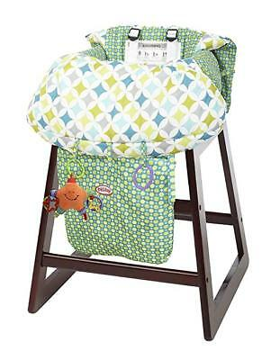 Nuby 2-in-1 Shopping Cart & High Chair Cover