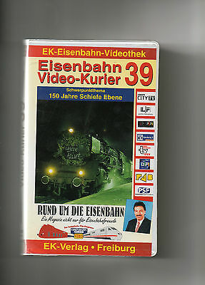 Eisenbahnvideo Video-Kurier 39""