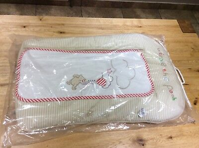 Baby Changing Mat With Winnie The Pooh -  New