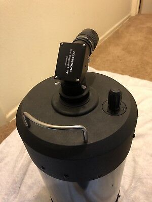 Celestron Fastar Telescope Optical Tube with carbon fiber tube