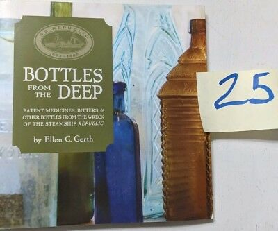 Bottles From The Deep By Ellen Gerth White Star Line Republic
