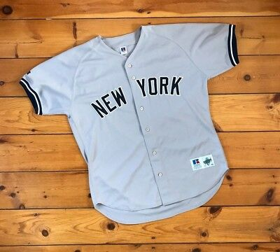 New York Yankees NY Jersey Trikot 36 David Cone Russel Athletic Vintage Real VTG