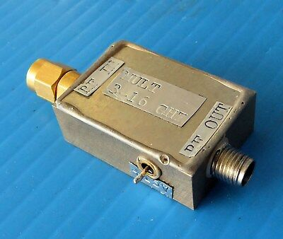 RF Microwave Oscillator 3 to 16 Ghz Communication