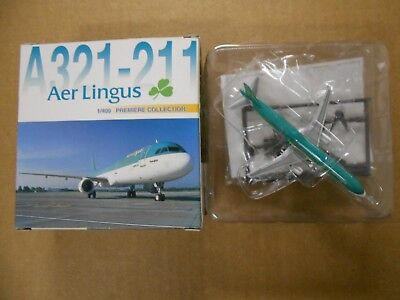 Dragon Aer Lingus A321-211 Diecast Airplane 1/400 Scale Premiere Collection-New