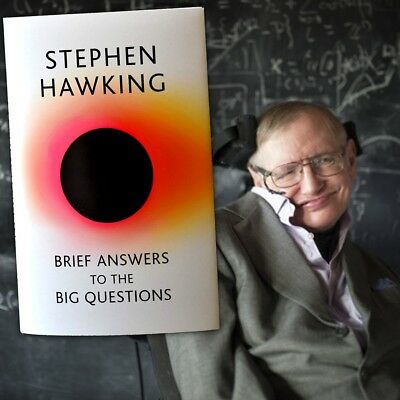 Stephen Hawkins Final Bool Brief Answers To The Big Questions Science Black Hole