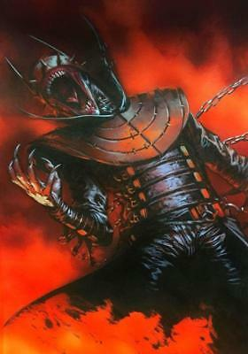 Batman Who Laughs #1 (Of 6) Gabriele Dell'otto Virgin Variant Limited To 1000
