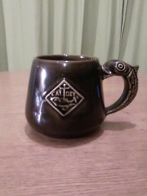 Made by PRINKNASH for CALDEY small pottery cup