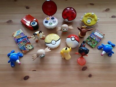 Pokemon Pokedex Daumenkino Pokeball Figuren Sammlung