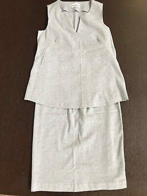 Grey Room 4 2 Maternity Skirt And Top Set - Size Xs