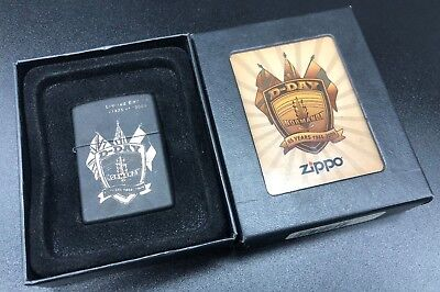 Zippo 2009 D-DAY Normandy 65TH Anniversary - Limited Edition *VERY RARE