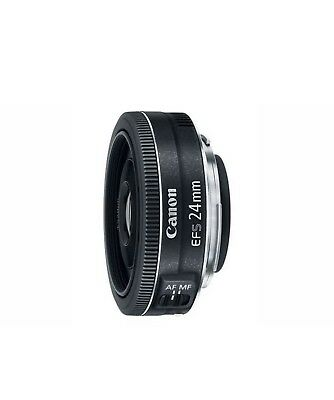 CANON EF-S 24 mm f/2.8 STM Lens BRAND NEW—NEXT DAY DELIVERY