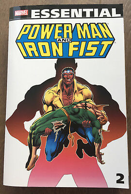 Marvel Essential Power Man and Iron Fist volume 2 book collection TPB BOOK