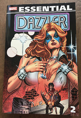 Marvel Essential Dazzler volume 2 book collection TPB BOOK 2009 first printing
