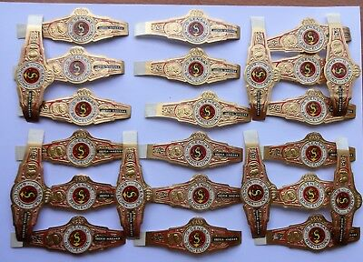 WHOLESALE: 1920s - 1950s Old Cigar Band X 25, Lot 10
