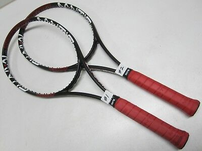 Mantis Pro 295 Ii Tennis Racquet (4 1/4 Or 4 3/8) Dealer Demo Racquet
